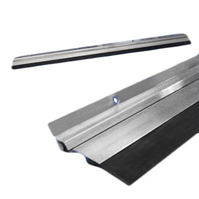 Vedador Porta Alumínio Secalux 80cm Super