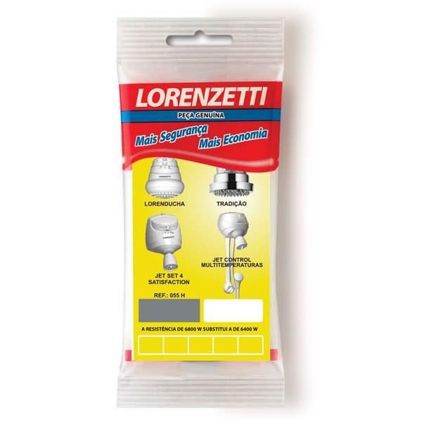 Resistência Chuveiro Lorenzetti 4 Temperaturas – 127v 5500w
