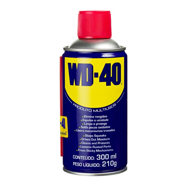 Óleo Anticorrosivo Spray 300ml WD 40