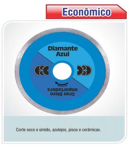 Disco para Makita Diamante Azul Econômico