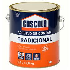 Cola de Contato Cascola 02,8 Kg Galão