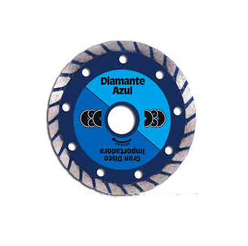 Disco para Makita Diamante Azul Turbo