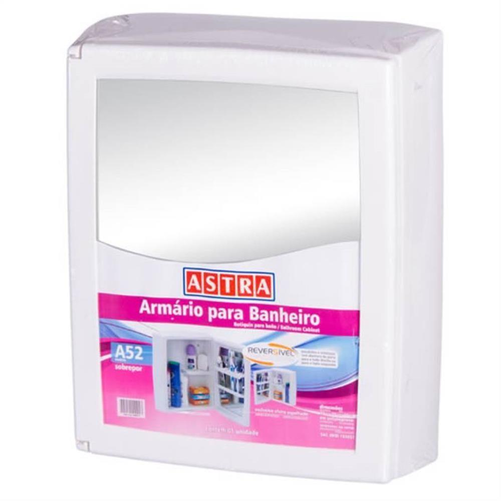 Armário Plast Branco Astra