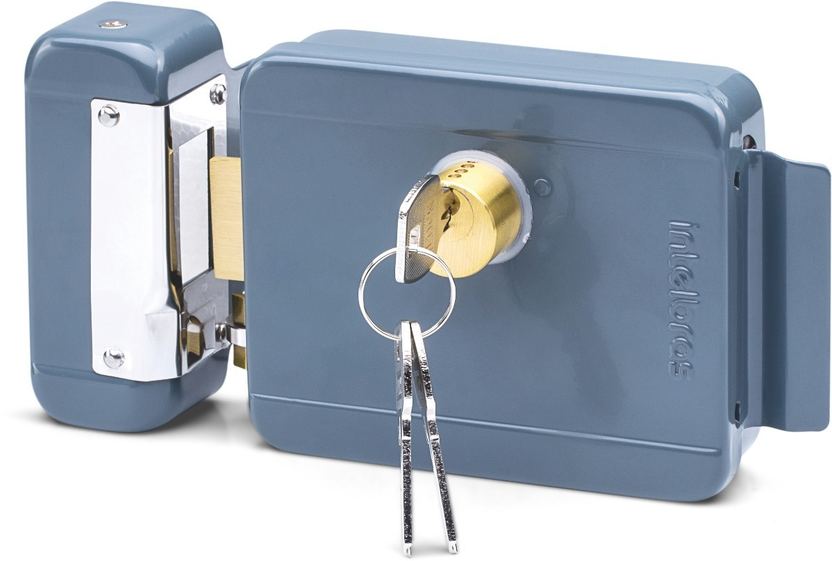 Fechadura Elétrica Intelbrás 12V FX 2000 – Cod. 25748