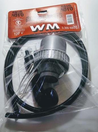 Aquecedor WM Completo 127 V