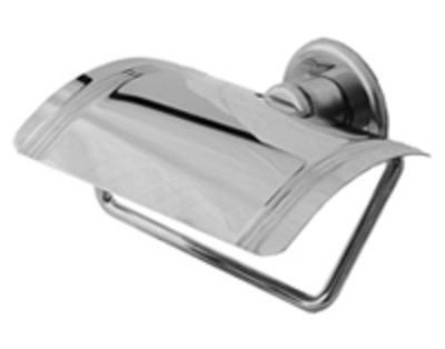 Porta Papel Higiênico Prinox Com Tampa – Cod: 25491