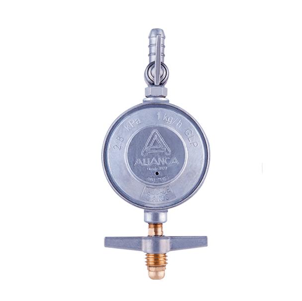 Regulador de gás Aliança ref. 504/01 – COD: 51