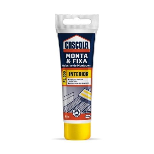Adesivo Monta e Fixa Henkel – PL 500 85 g – COD: 24368