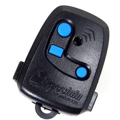 Controle para portão – Peccinin 3 botões