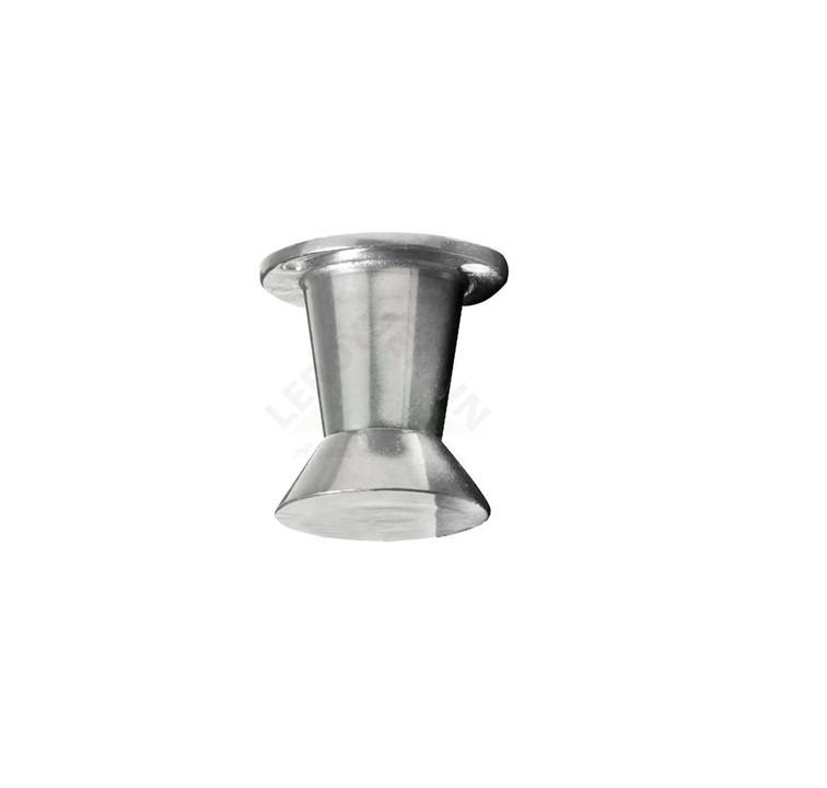 Pé para Móveis de Alumínio 5,5 cm – Cod: 12132