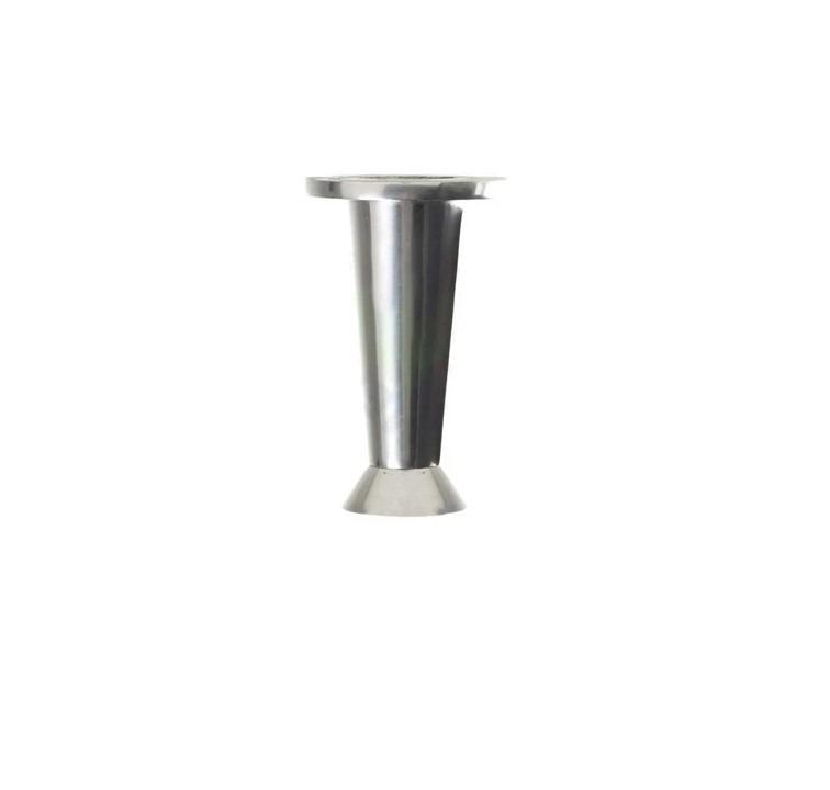 Pé para Móveis de Alumínio 10 cm – Cod: 4432