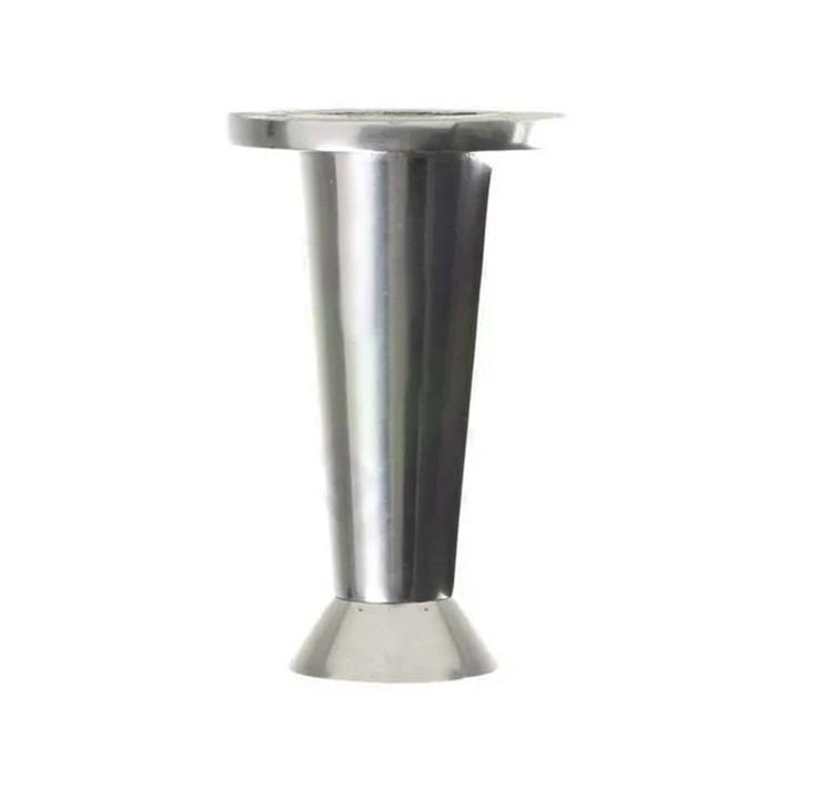 Pé para Móveis de Alumínio 18 cm – Cod: 22286