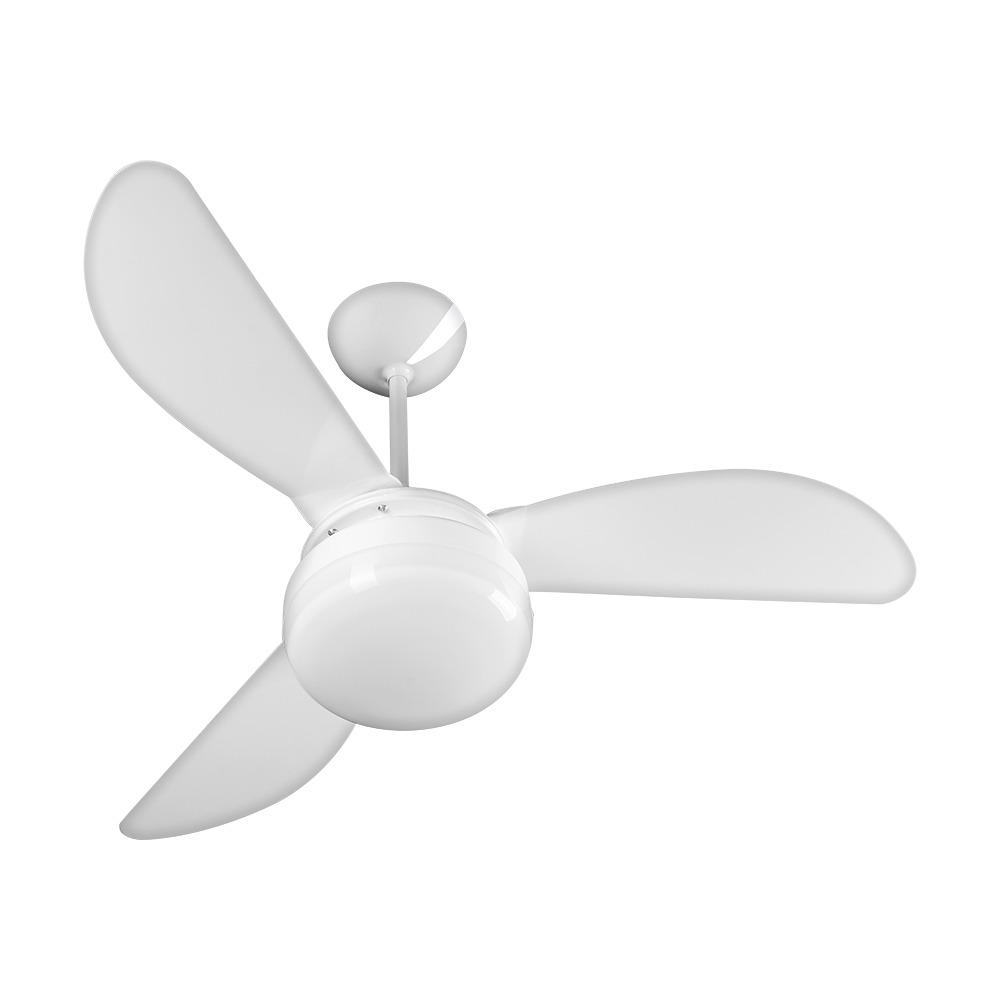 Ventilador de Teto Ventisol Fênix LED Branco 127V – Cod: 24489