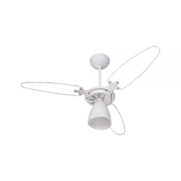 Ventilador de Teto Ventisol Wind LightCristal 127V -Cod: 24488